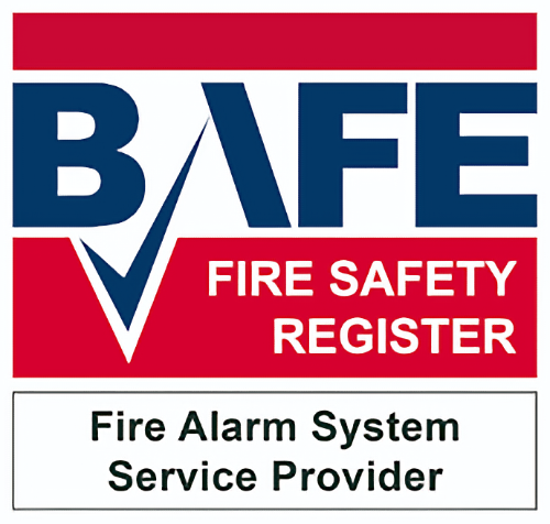 BAFE Fire Safety Register.