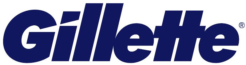 Logo: Gillette.