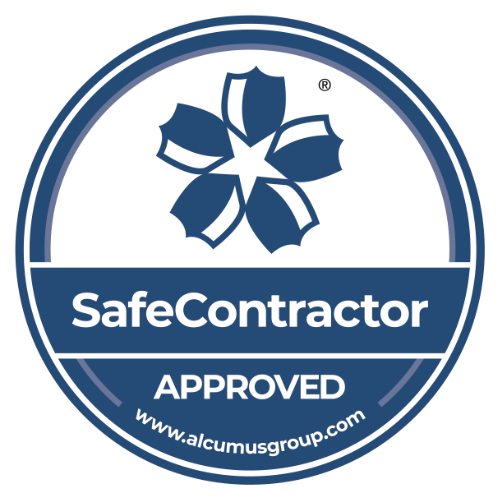 Safe Contractor Approved.